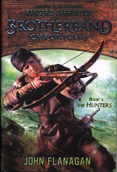 John Flanagan Brotherband Chronicles border=