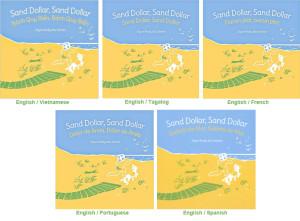 Sand Dollar, 5 languages